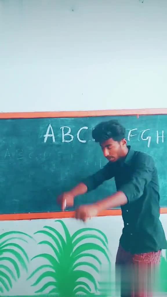 #comedy scenne - BABCDE @ doddabasaval114 ABC DIGE @ doddabasava1114 - ShareChat