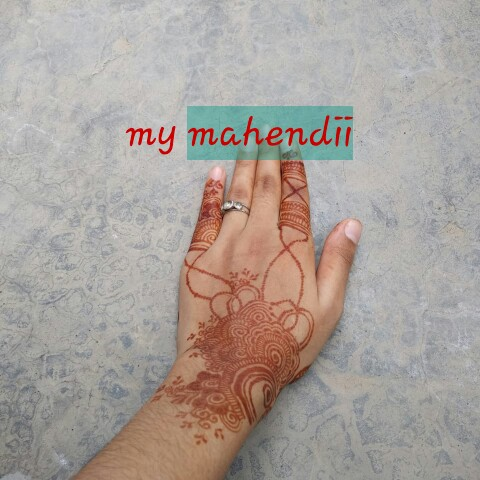 👀 आँख घुमाओ चैलेंज - my mahendii - ShareChat