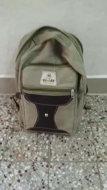 बैग का वीडियो चैलेंज - ShareChat