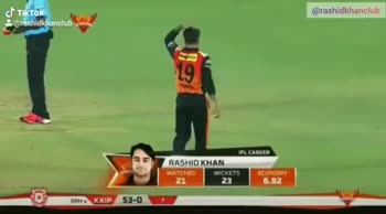 🔶 સનરાઇઝર્સ હૈદરાબાદ - @ rashidkhanclub @ rashidkhanclub IPL wo Tik Tok : @ rashidkhanclub - ShareChat