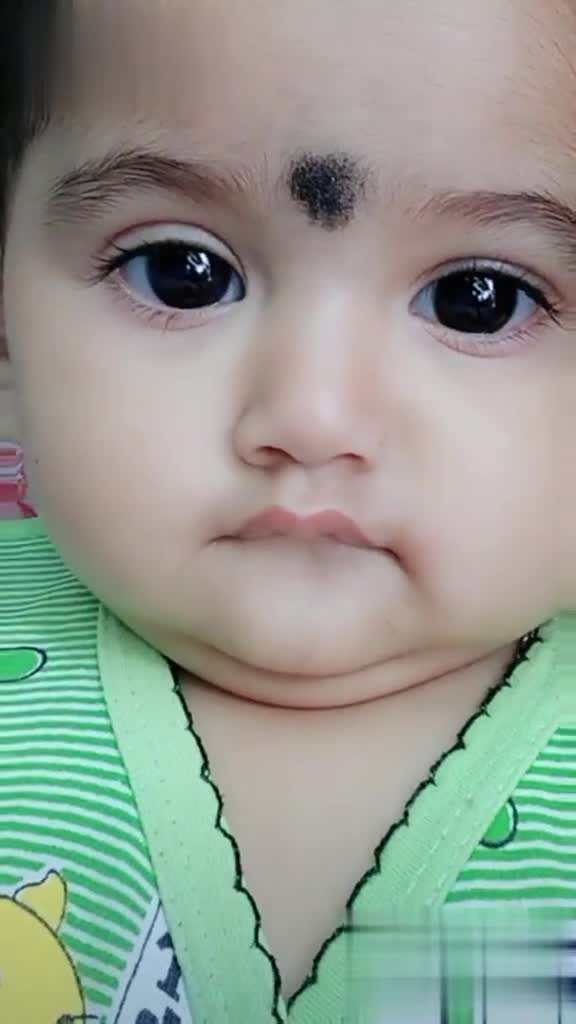 cute baby - ► Video ID : 80762515544 - ShareChat