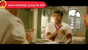 🤵விஜய் சேதுபதி - some whatsapp group be like Gmuthu msd . group admin some whatsapp group be like Qmuthu msd posting videos - ShareChat