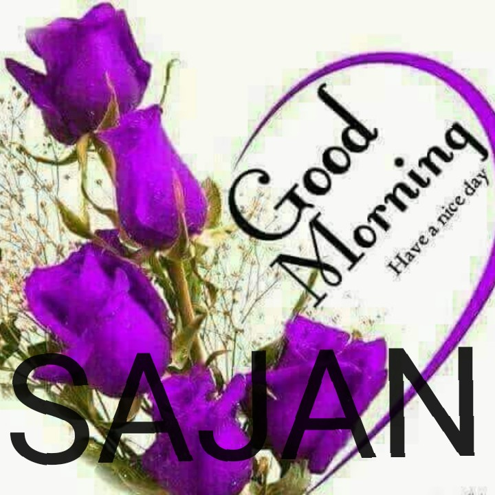 बन्ना-बन्नी - SAJAN Florning Have a nice day - ShareChat