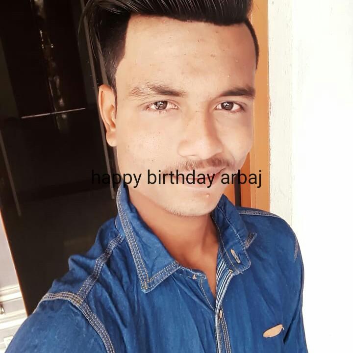 🎂हैप्पी बर्थडे टेरेंस लुईस - happy birthday arpaj - ShareChat