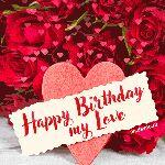 🙌শুভকামনা - en . davno . ru Happy Birthday my love - ShareChat