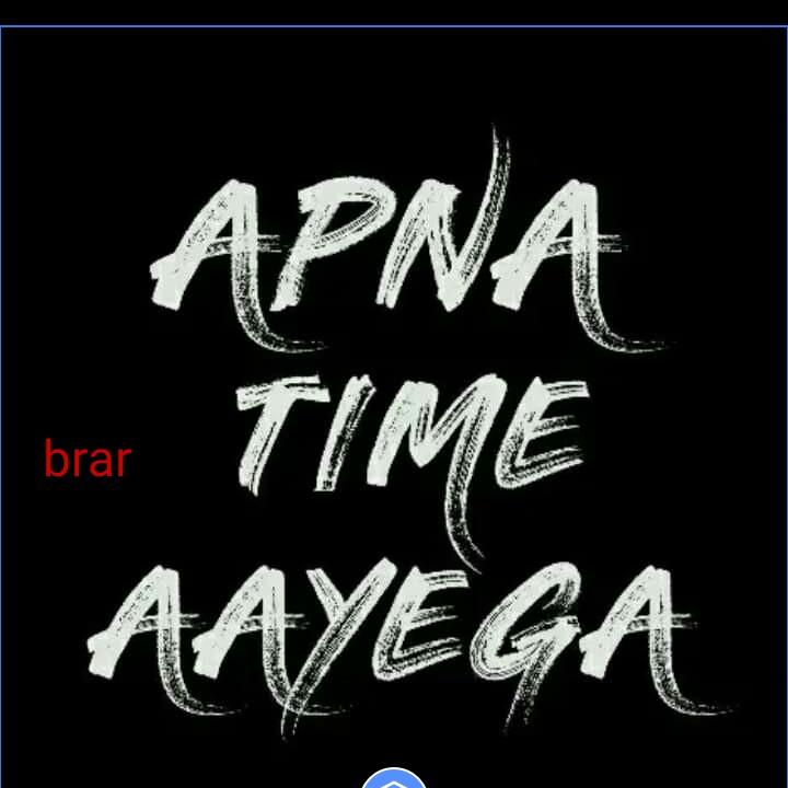 ਮੇਰਾ attitude - APNA bar TIME AAYEGA brar - ShareChat