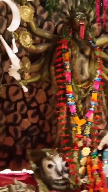 কালীপুজোর মুহূর্তের ভিডিও  🤗 - ShareChat
