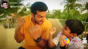 ❤️happy fathers day ❤️ - போஸ்ட் செய்தவர் : @ karthika4198 VERA SO O odhu Status ShareChat karthika karthika4198 Sudha . B . E ( ECE ) Follow - ShareChat