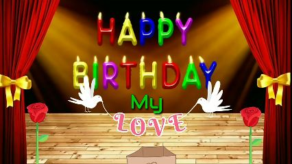 happy birthday mahaa - ShareChat