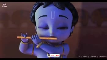 happy krishna janmashtami friends - ShareChat