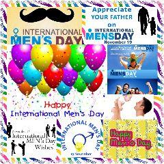 உலக ஆண்கள் தினம் - ShareChat