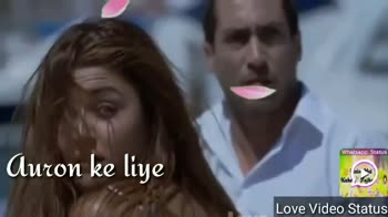 💔दर्द-ए-दिल - Pad jaayega marna Whatsapp Status Kahe Tujho Love Video Status Beh jaahega chehra Whatsapp Status i Vol Kakstuh Love Video Status - ShareChat