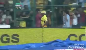 MS ಧೋನಿ - CLT20 Made With VivaVideo CLT 20 Made With va Video - ShareChat