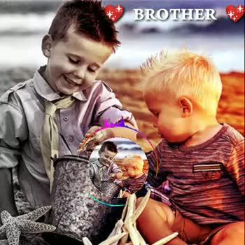 👫 அண்ணன் - தங்கை - BROTHER BROTHER - ShareChat