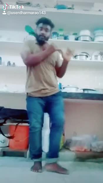 ఢీ జోడి - Tiktok _ @ userdharmarao 143 : @ userdharmarao143 - ShareChat