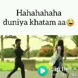 ਮੇਰੀ ਮੋਟੋ - Hahahahaha duniya khatam aa India Download the apo - ShareChat
