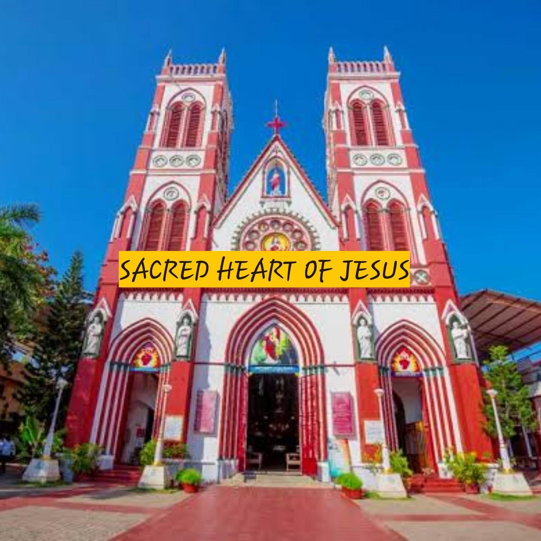 🔱 கடவுள் - SACRED HEART OF JESUS - ShareChat