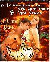 💝 ਰੋਮੈਂਟਿਕ ਤਸਵੀਰਾਂ - As the morning sungis born . you are mine am yours I Love   Your Blood Il jorning Hugs & jes - ShareChat