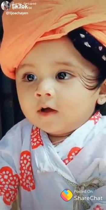 cute baby 😘😘😘 - போஸ்ட் செய்தவர் : @ 216329158 @ lijoachayen ShareChat Meenu 216329158 ஐ லவ் ஷேர்சாட் ஷேர்சாட் இஸ் ஆசாம் Follow - ShareChat