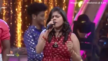 super singer - # SuperSiner - Weekends @ 8 pm vision hotstar hotstar To watch the full episode download the Hotstar app or go to hotstar . com Google play App Store - ShareChat