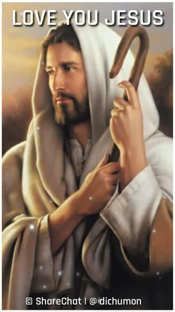 ഈസ്റ്റർ സ്റ്റാറ്റസ് - LOVE YOU JESUS © ShareChat I @ dichumon LOVE YOU JESUS © ShareChat I @ dichumon - ShareChat