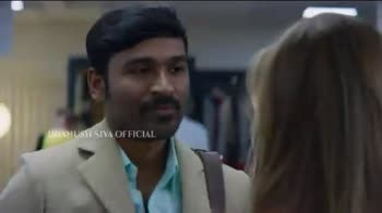 🤵 தனுஷ் - DHANUSH SIVA OFFICIAL DHANUSH STVA OFFICIAL - ShareChat
