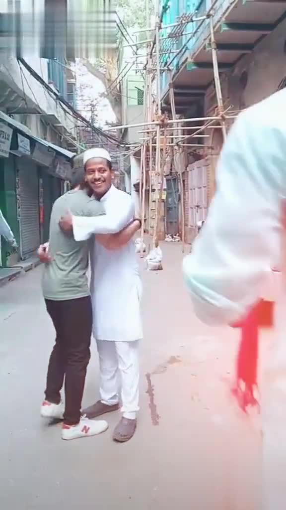 🤳 ৰমজান বিশেষ ফটো - Video ID : 80794165630 Eid Mubarak From A Brother To Another Brother - ShareChat