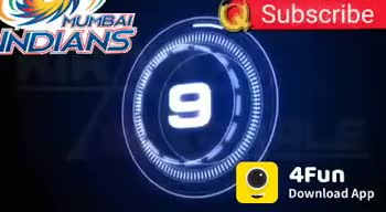 MI vs DD - AN MUMBAI Subscribe INDIANS 11111 1111 4Fun Download App MUMBAI Subscribe INDIANS Jalwa dikhadenge hum 4Fun Download App - ShareChat