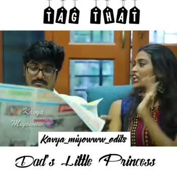 dad - DAG 08A0 wiralliy Kavya Miyowww | Kavya _ miyowww _ edits Dad ' s Little Princess DAG OPAD Kavya Miyowaru Kavya _ miyowww _ edits Dad ' s Little Princess - ShareChat