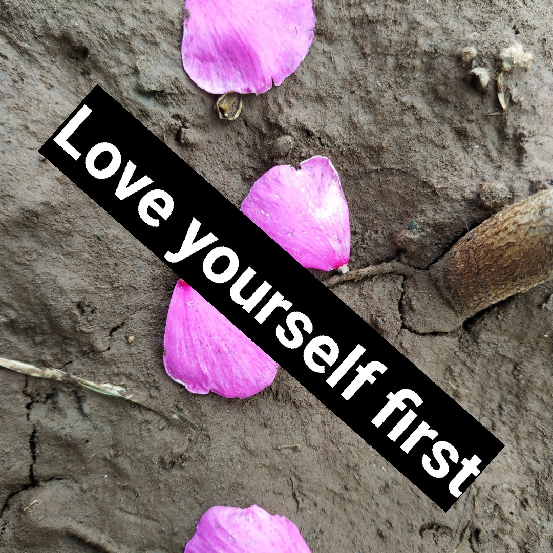 #attitude - Love yourself first - ShareChat