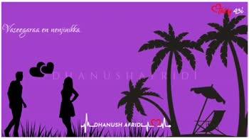lyrical song. - Adhae kanam En kanuranga Man jenmangalin USH DHANUSH AFRIDLL NILIWA KWA Teddy 436 DHANUSH AFRIDI OFFICIAL gh DHANUSH AFRIDLY S211 - ShareChat