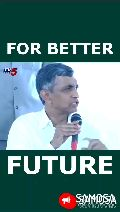 ఐక్యతా పరుగు ప్రారంభం - FOR BETTER TV5 FUTURE SAMOSA Duona Reap FOR BETTER FUTURE SAMOSA DBW Refeapp - ShareChat