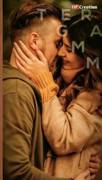 Romantic Love 🎶Song - HP Creation HP Creation तापमान हOT HAI . Mohhab Hogi OUR KISS MI DUGRUS STOLEN KISSES IS ALWAYS = SATYAM DESIC - ShareChat