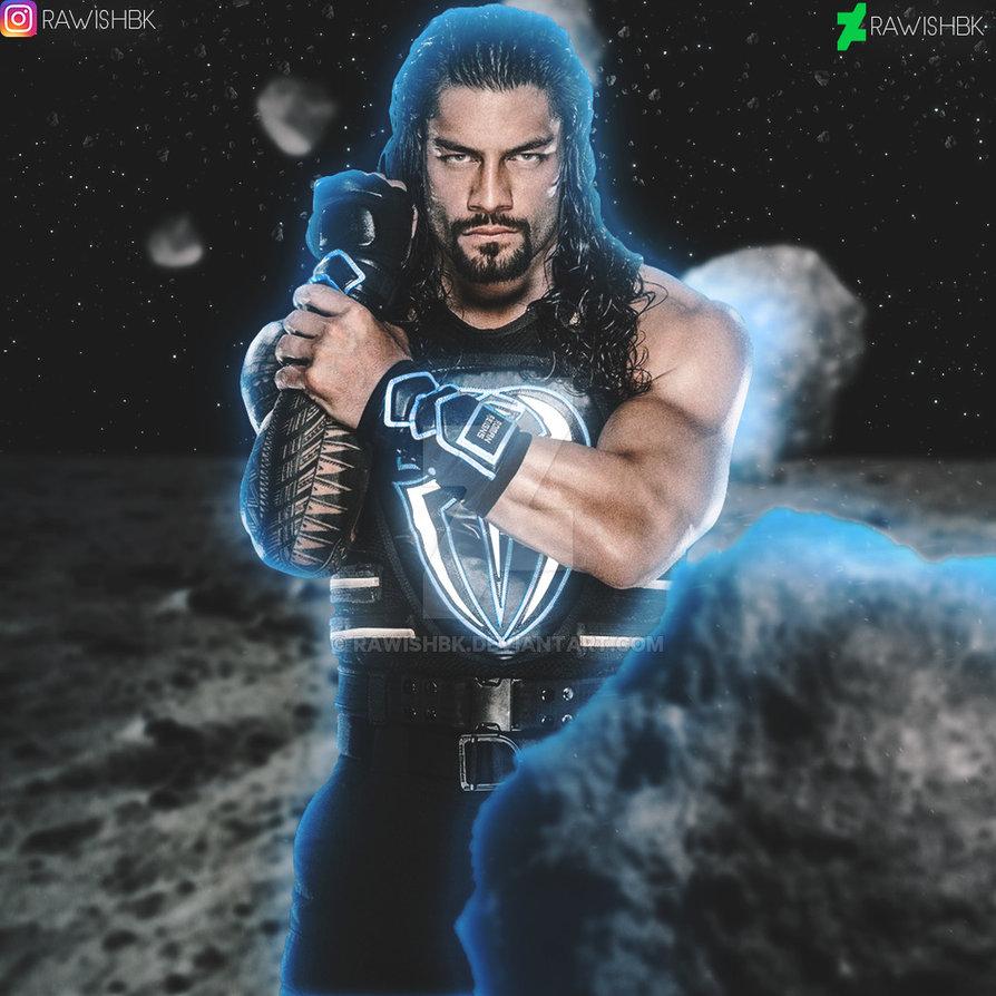 Roman Reigns - RAWISHBK RAWISHBK UNTEER NIS RL ON  - ShareChat