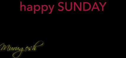 🤩 சண்டே ஸ்பெஷல் - happyCUNDAY W . M esh happy - SUNDAY KOVO - ShareChat