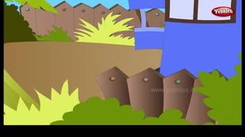 ✍ Rhymes - Pebbles . 1 W . pe , வந்துபார் என் தோட்டத்தில் ! Pebbles . www . pebbles - ShareChat