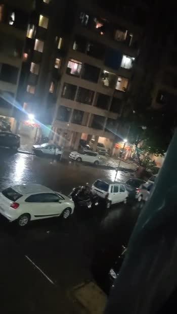 मुंबई पाऊस - ShareChat