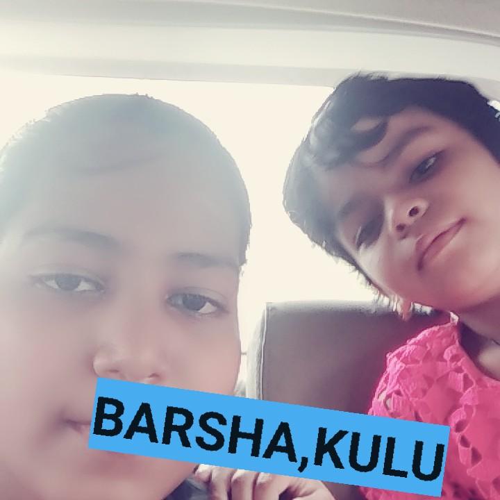🤳🏻ବାହୁଡ଼ାଯାତ୍ରା ସେଲ୍ଫି - BARSHA , KULU - ShareChat