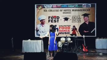 💃आंतरराष्ट्रीय नृत्य दिवस🕺 - ICE COLLEGE OF HOTEL MANAGEMENT ORGANISES CONVOCATION LAUNCH OF FOOD SKILL FESTE INDIA MOVEMENT LIMITED PODO ICI ICE COLLEGE OF HOTEL MANAGEMENT ORGANISES CONVOCATION LAUNCH OF SKILL FEST ( + INDIA MOVEMENT FOOD UNLIMITED FOOD 2 DANCE MUSIC - ShareChat