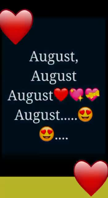 welcome august Videos AC2496 - ShareChat - Funny, Romantic, Videos