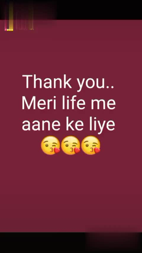 dil ki bat - પોસ્ટ કરનાર : @ bhavika 6582 ShareChat Thank you . . Mujhe itna pyar krne ke liye @ user66788662 ShareChat love is life i love u mr . kana bhavika6582 હું શેરચેટ ને પ્રેમ કરું છુ . Follow - ShareChat