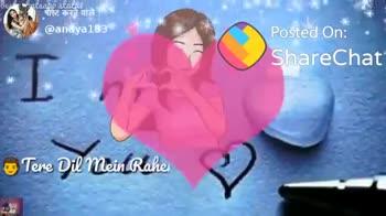 ❤miss you😔😔 - o state पुष्टि करने वाले : @ anaya183 Posted On : ShareChat Kasam Terilo Kasam s ShareChat anaya singh bhardwaj anaya183 I like stars bcz ima star * * * * * 00000 Follow - ShareChat