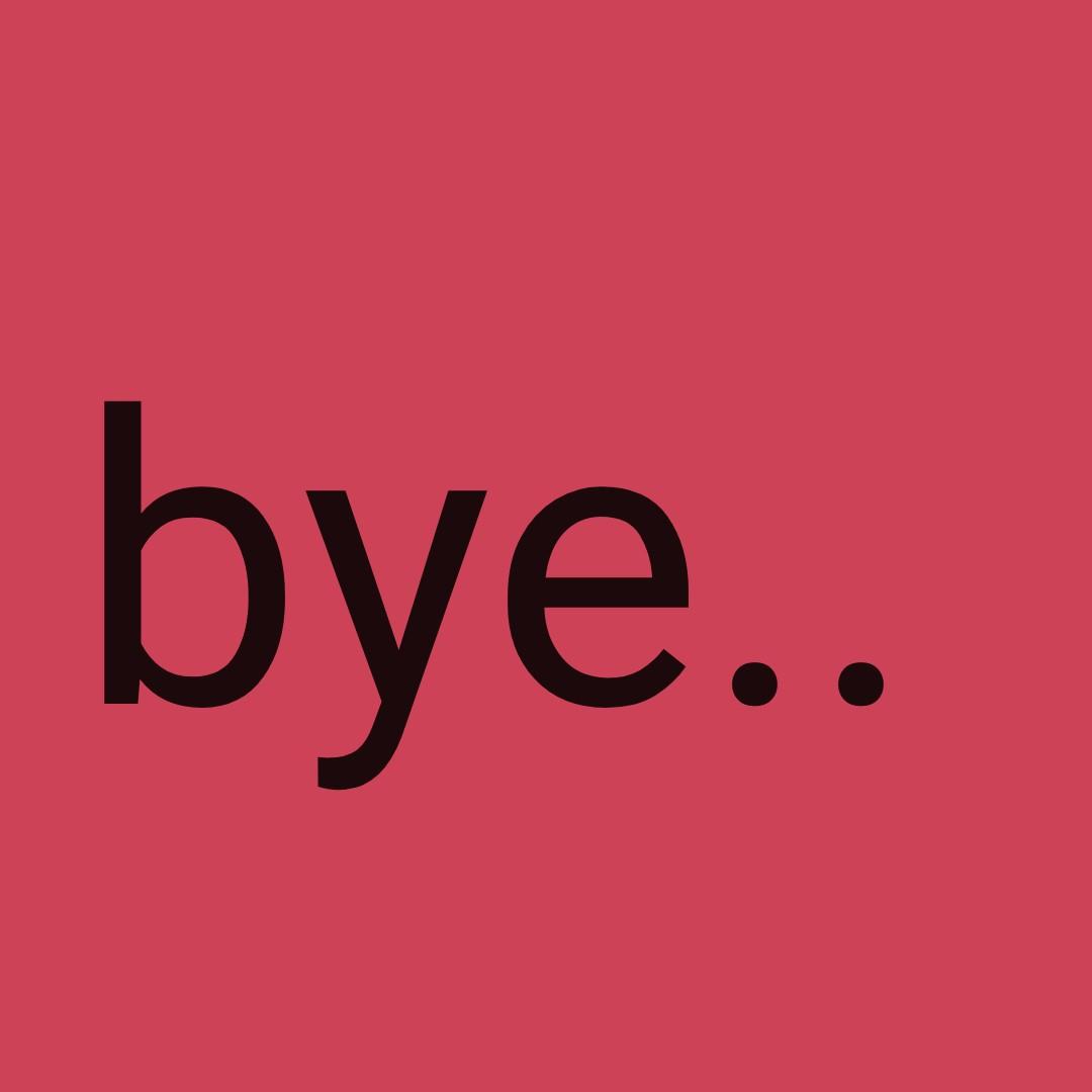 😞 വിരഹം - bye . . - ShareChat