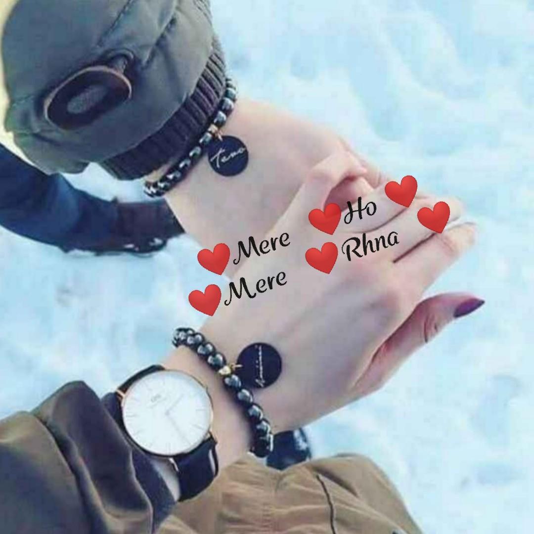 😍 awww... 🥰😘❤️ - HO Rhna 2 Mere Mere - ShareChat