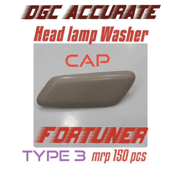 7 जून की न्यूज़ - DGC ACCURATE Head lamp Washer CAP TTI TYPE 3 mrp 150 pcs - ShareChat
