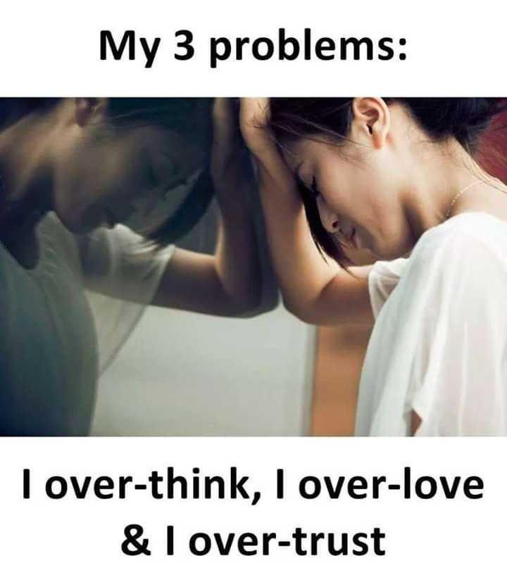 📰 7 જાન્યુઆરીનાં સમાચાર - My 3 problems : Tover - think , I over - love & I over - trust - ShareChat