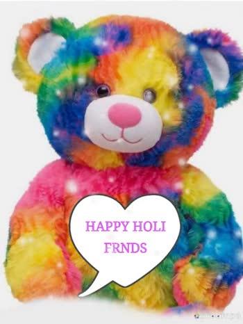happy holi in advance - ShareChat