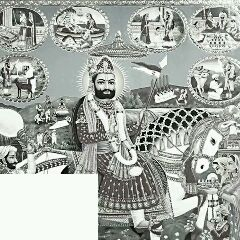 🙏Jay Ramapir🙏 - BAHU MEHRBANI Baba Ramapir www . Hindu God Wallpaper . com TARI BAHU MEHRBANI - ShareChat