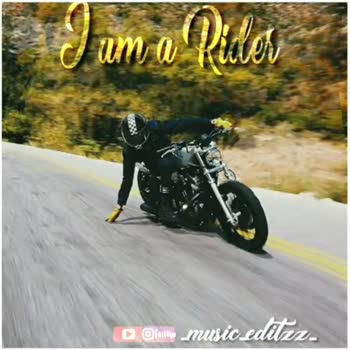 🚴♂️பைக் தினம் - D flow music ediler . om u Rider Onion music editur . - ShareChat
