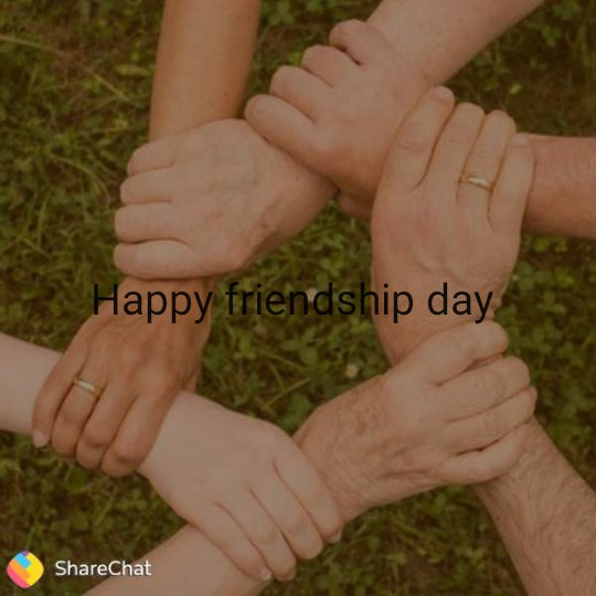 happy friendship day 💑 - Happy friendship day ShareChat - ShareChat